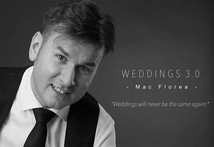 Ajutor ma casatoresc!  - MAC Florea - Weddings 3.0 - by MAC Florea
