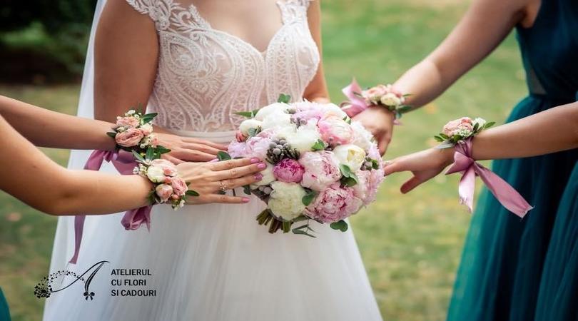 Ajutor ma casatoresc!  - MAC Florea - Mâinile care fac artă din flori – Atelierul cu flori și cadouri