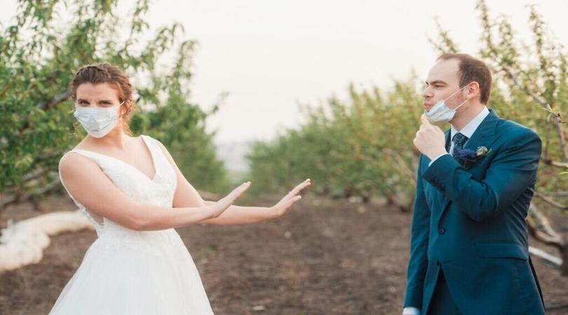 Ajutor ma casatoresc!  - MAC Florea - La ce să fii atent dacă trebuie să-ți amâni nunta din cauza Coronavirusului