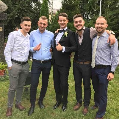 Ajutor ma casatoresc! - MAC Florea - Dinescu Mihai Razvan - Bucuresti